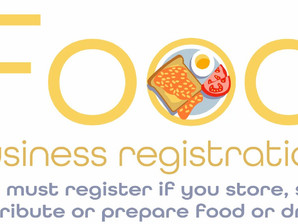 All drink and food businesses must be registered say Council