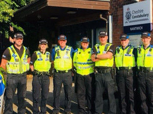 The Nantwich 'Police Youth Fishing Competition' returns