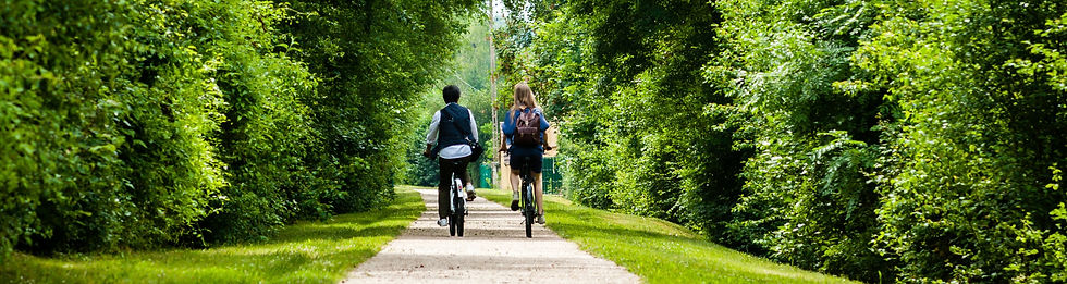 Footer Ausflug mit Fahrrad