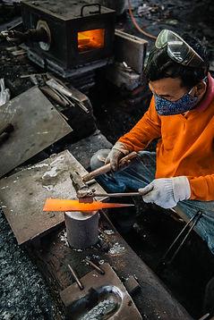 2020 Saiwattana Blacksmith Ban Rong Fong