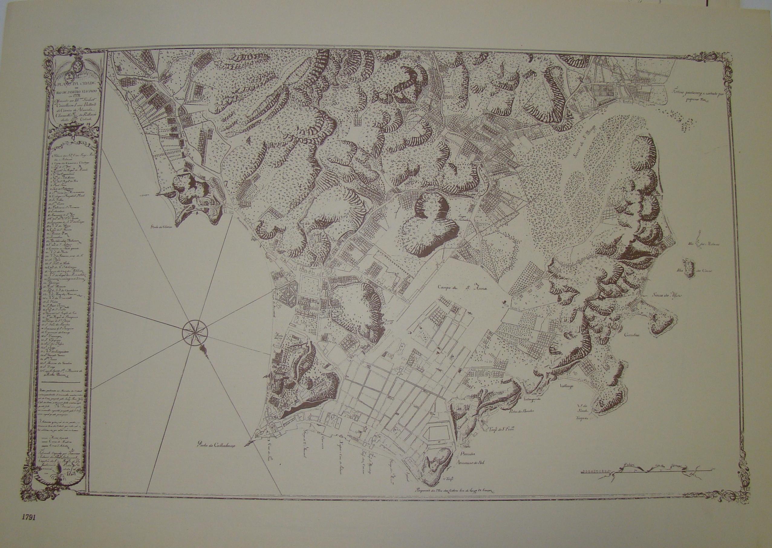 Album Cartográfico do Rio de Janeiro