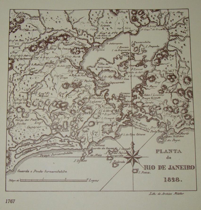 Álbum Cartográfico do Rio de Janeiro