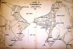 Mapas Urbanos de Florianópolis