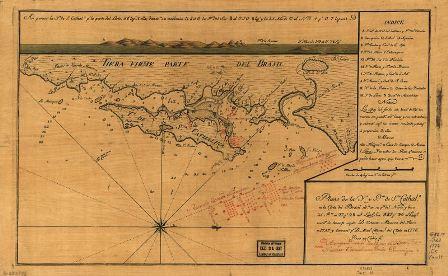 Mapa de Florianópolis