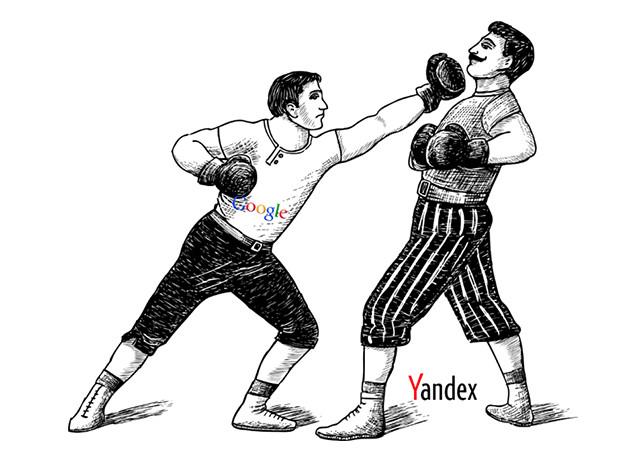 Integrama: Google обогнал «Яндекс»