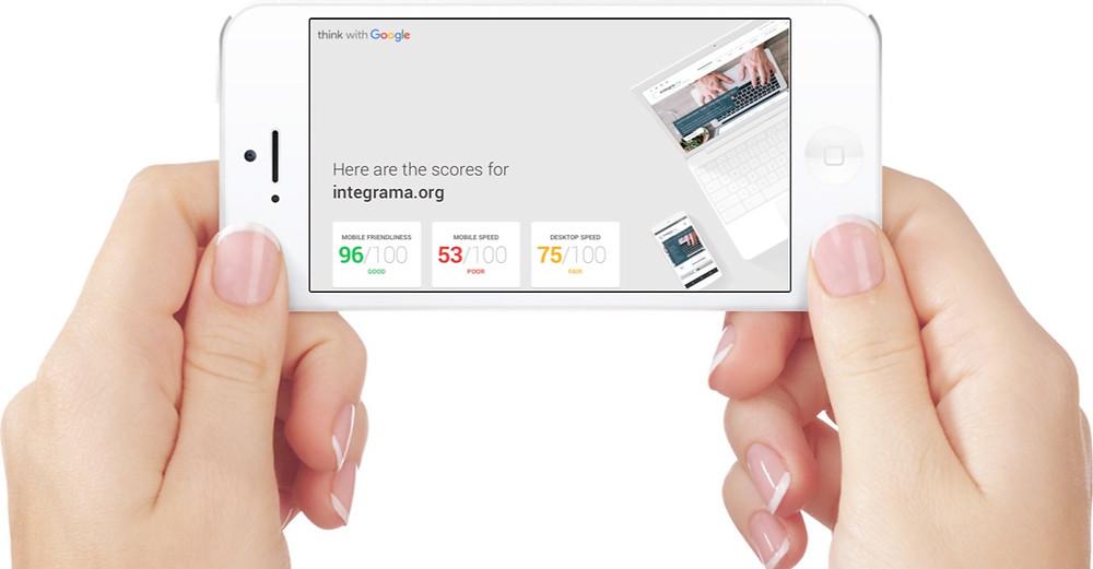 Integrama - think wiith Google