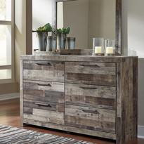 $349 Derekson Dresser w/ Mirror Ashley F