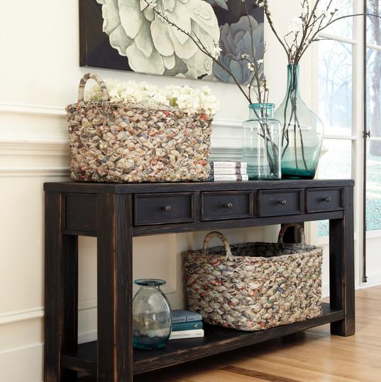 $279 Gavelston Sofa Table Ashley Furnitu