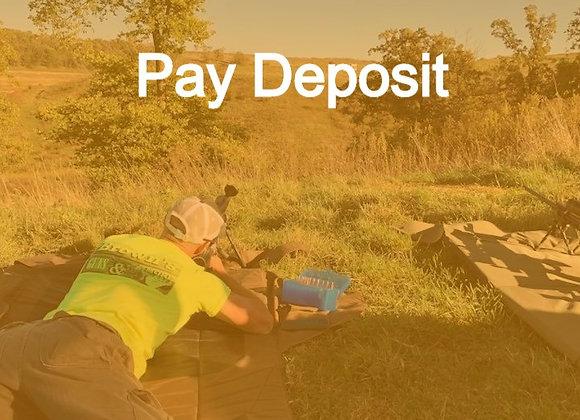 Long-Range Fundamentals Course (Deposit)