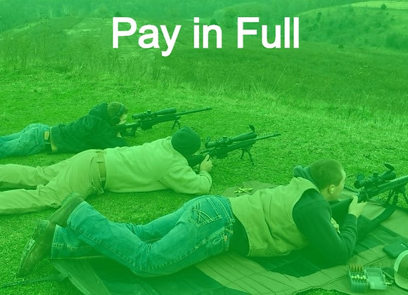 Long-Range Advanced Course (Pay-in-Full)