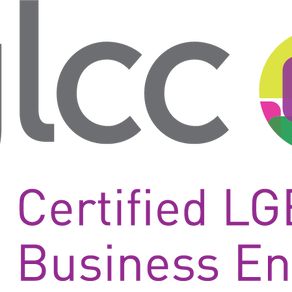 L. M. Lewis Consulting approved as a Certified LGBT Business Enterprise®