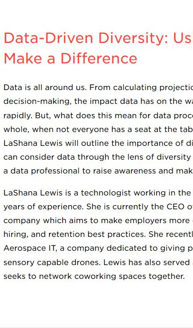 Vajrasara – an interview with Lashana Lewis [PASS WIT Summit Blog]
