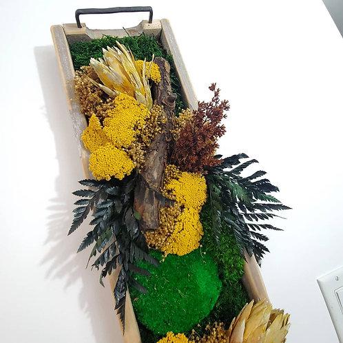 Preserved Botanical Frame