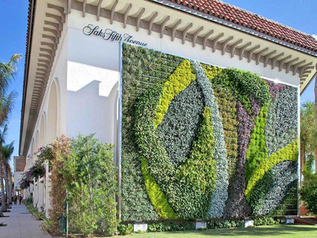 The 9 most amazing green walls around the world.
