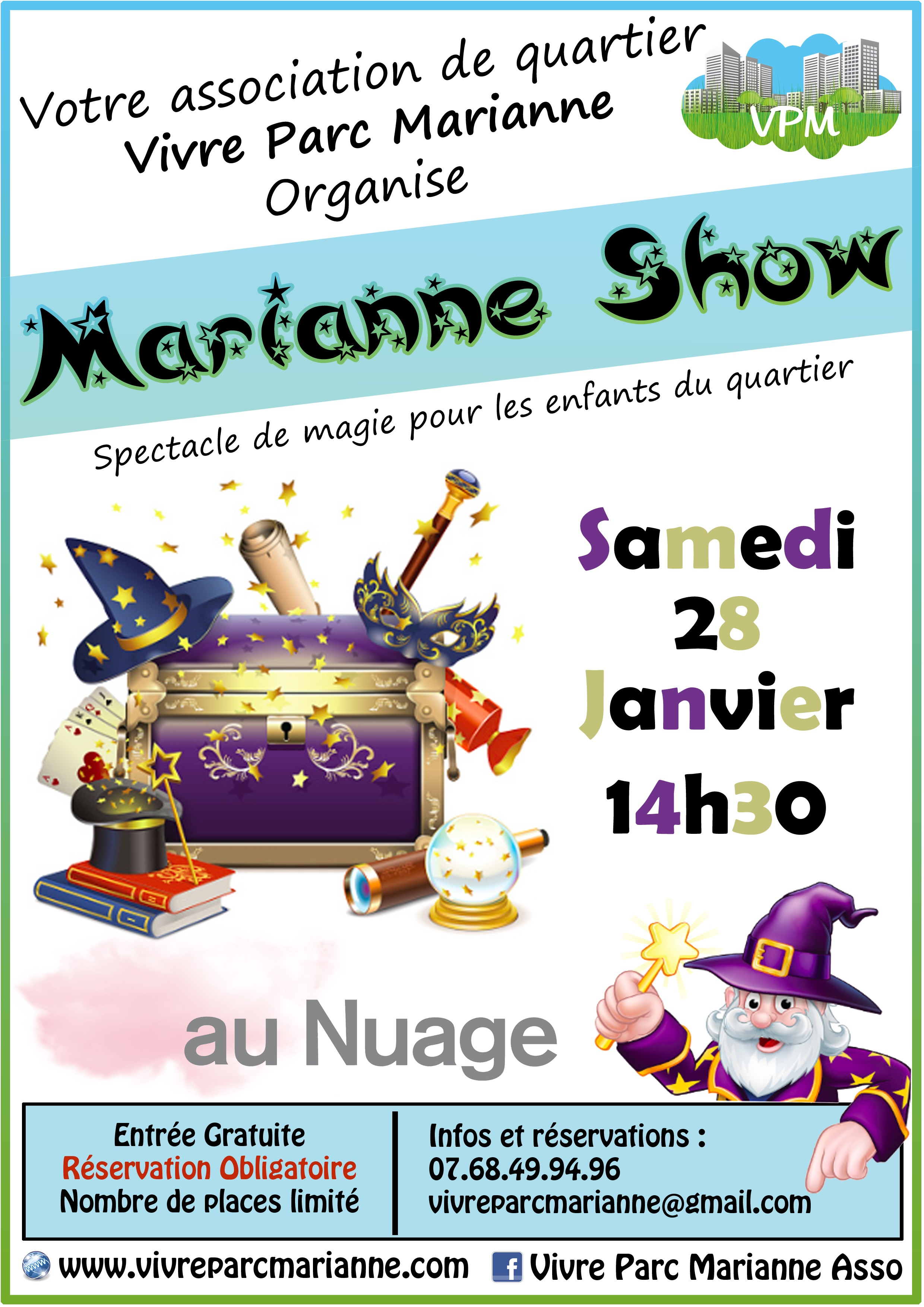 Marianne Show - 28 janvier 2017