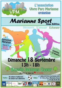 Marianne Sport 2ième édition