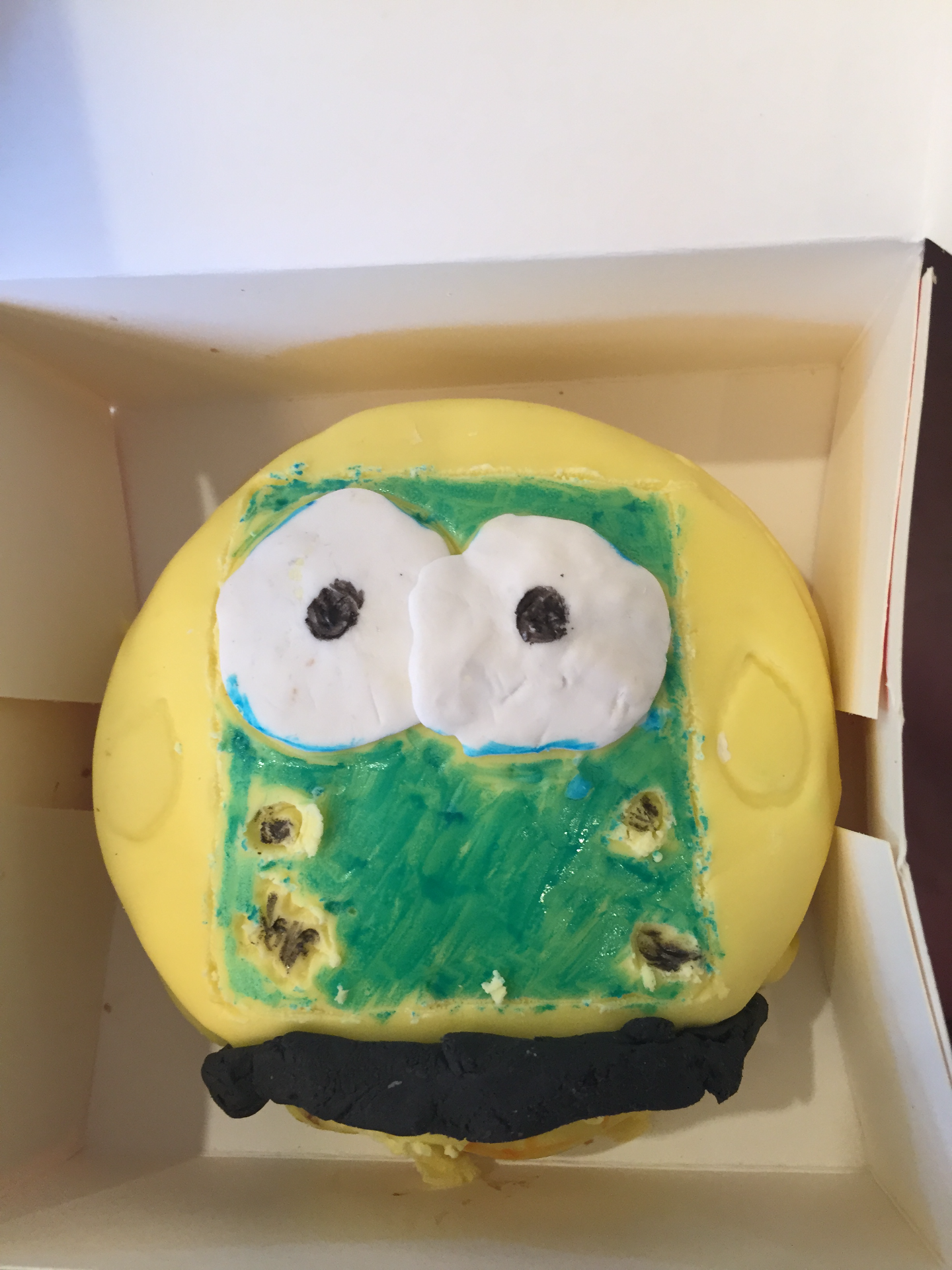 Atelier Cake Design 11 octobre 2015