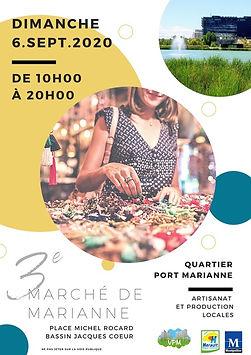 Affiche_Marché_de_créateurs_Port_Maria