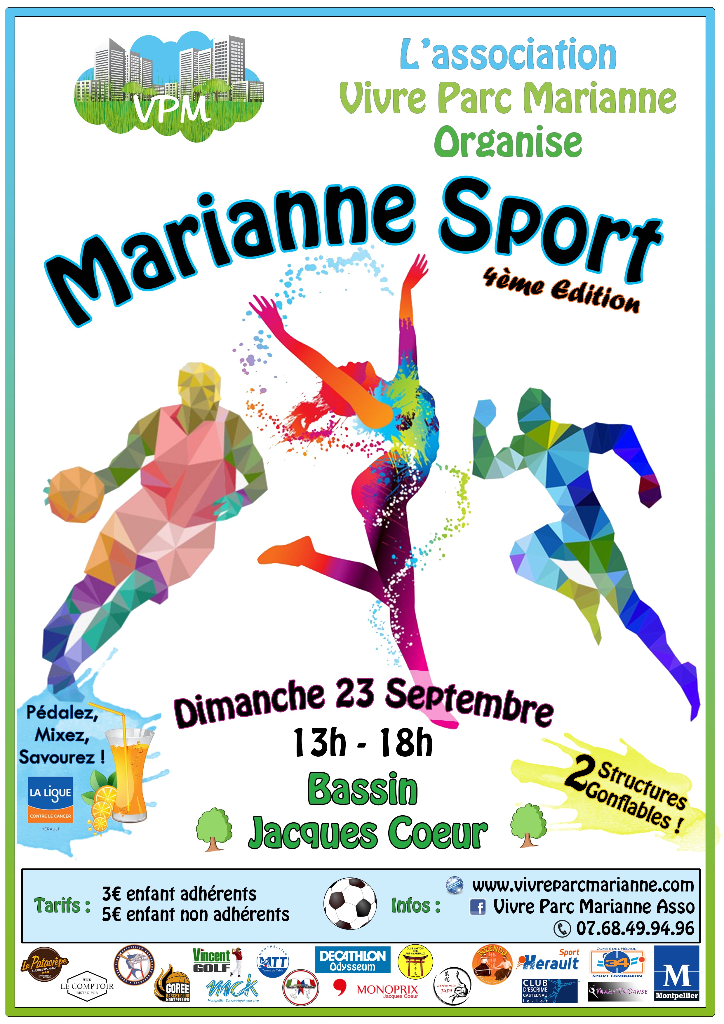 Marianne Sport 4e édition