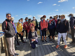 Randonnée Pédestre à Aigues-Mortes