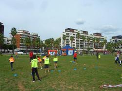 Ultimate frisbee ASPTT Montpellier