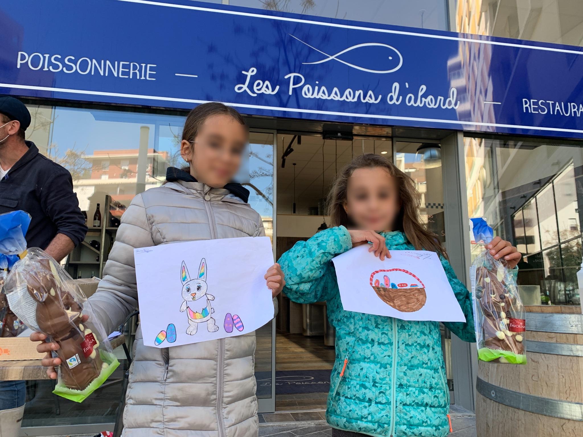Concours de dessin de Pâques
