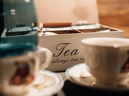 Teabox & tea