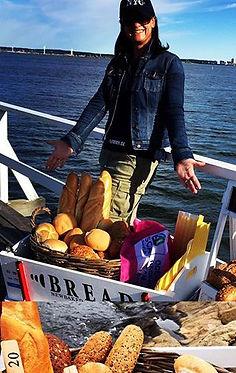 #breakfast #hamnen ⛵️ #nybakade 🍞 #somm