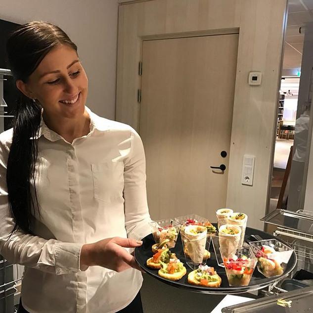 Superlisa gör bästa cateringen #catering