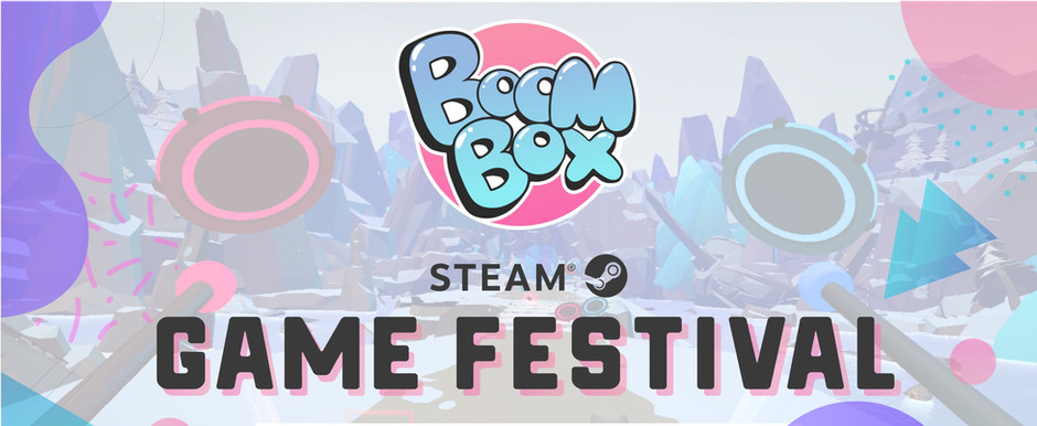 A journey to the Steam Game Festival...
