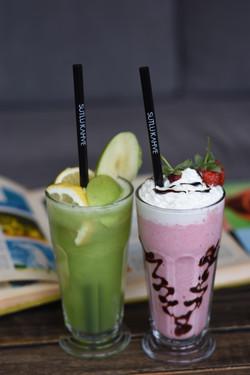 Smoothie ve Milkshake