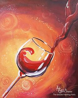 Vino! By Hues'n'Booze