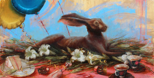 Lilies and the Hare