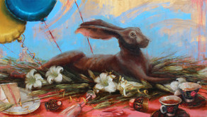 """""""Lilies and the Hare"""""""