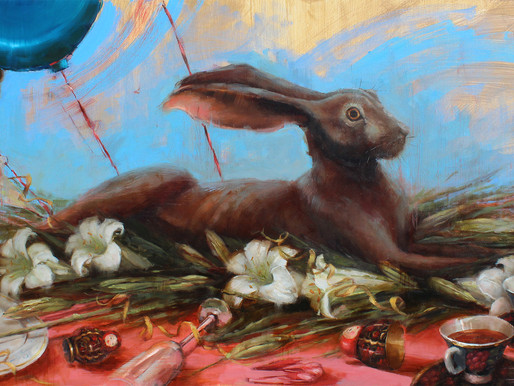 """Lilies and the Hare"""