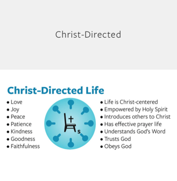 Christ-Directed Life