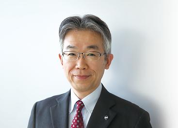 代表取締役社長,萩原幹雄
