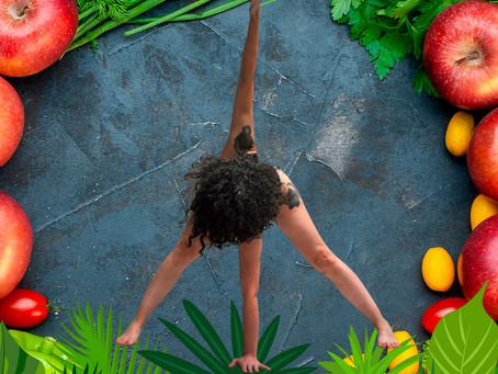 Yoga y la alimentación.