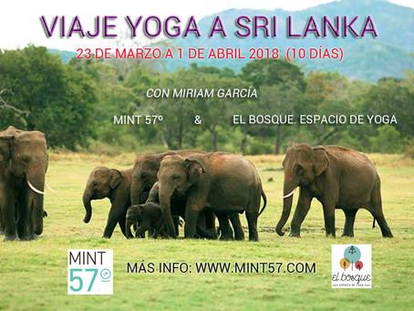 Viaje Sri Lanka & Yoga
