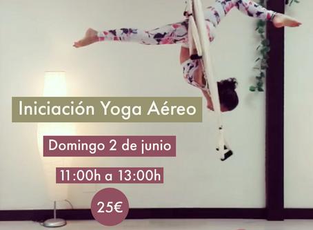 Iniciación Yoga Aéreo