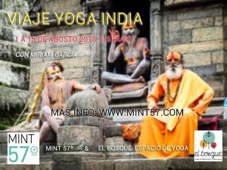 Viaje India & Yoga