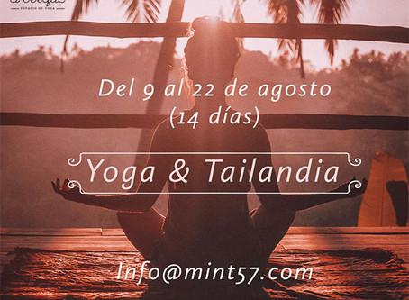 Viaje Yoga & Tailandia.