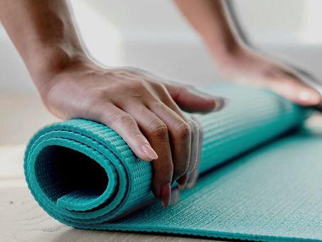 Yoga en El Bosque.
