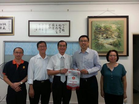 拜訪吉隆坡台灣學校