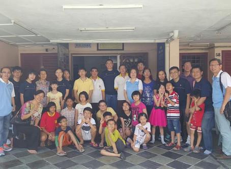拜訪《千百家樂園》孤兒院