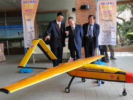 台灣首部曲-成大噴射引擎無人飛機升空 最高時速可飆300公里