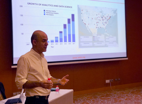 IADSS Workshop @ IEEE ICDM 2018, Singapore: Summary Report