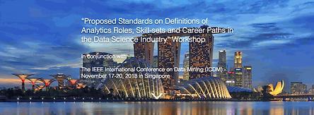 ICDM IEEE Singapore 2018 workshop