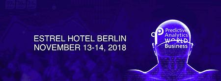 Predictive Analytics World Berlin research