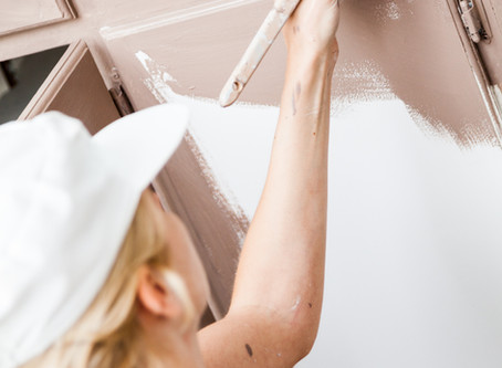 What To Expect When Painting Your Cabinets